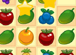 Bejeweled Fruits HTML5