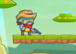 Cowboys contre Aliens HTML5
