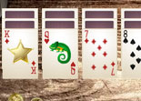 Solitaire Ouest Sauvage HTML5