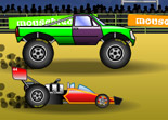Dragster comp�tition