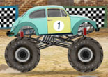 Course de Monster Trucks HTML5