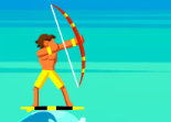 Archer Surfeur HTML5
