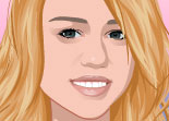 Miley Cyrus Maquillage