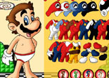 Mario Bross Habillage