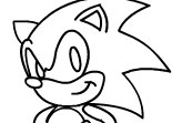 Coloriage Sonic X