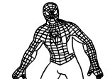coloriage spiderman coloriage spiderman coup de coeur spiderman coloriage en ligne