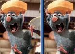 6 Diff�rences Ratatouille