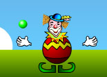 Jonglage de Clown