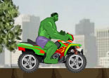 Hulk Quad en Flash
