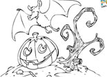 Halloween Coloriage