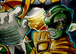 Power Rangers Puzzle Madness
