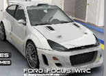 Tuning Ford Focus WRC