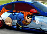 Voiture Superman