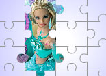 Puzzle Barbie Fairytopia