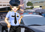 Police pour Fille