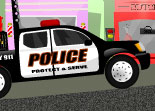 Police Camion