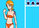 Habillage One Piece Nami