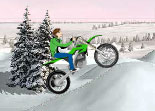 Moto Cross de Neige