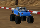 3D Course Monster Truck