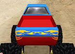 Monster Truck Course 3D