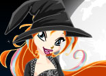 Hallowinx Habillage