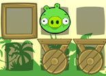 Bad Piggies HD Flash