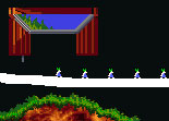 Lemmings en ligne