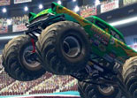 Monster Truck Lettres Cachées