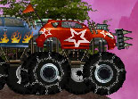 Monster Truck Guerre