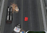 Police Voiture Course Poursuite iPhone