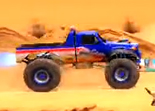 Offroad Legends Sahara iPad