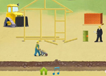 Build and Play Construction Play Scene iPad