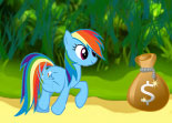 Rainbow Dash Sprint