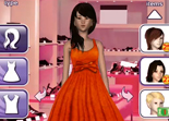 Fashion Party Dress up iPad
