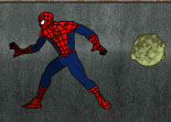 Spiderman Pong
