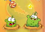 Cut the Rope Time Travel HD Android