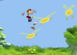 Rayman Jungle Run iPad