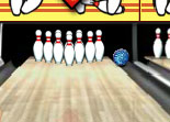 Bowling Strike Zone