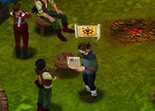 Les Sims Medieval iPad