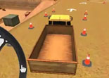 Truck Parking 3D iPhone