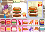 Yummy Burger kids Android