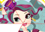 Ever After High Puzzle Rond
