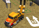 Trucker Construction Parking Simulator iPad