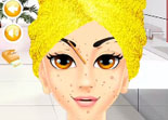 Summer Girl Makeover iPhone