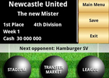 Be the Manager Football Android