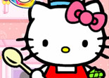 Hello Kitty Coupe de Fruits
