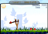 Solution Angry Birds iPad