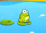 Tap the Frog Doodle iPhone