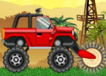 Monster Truck dans la Jungle