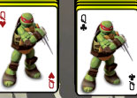 Tortues Ninja Solitaire